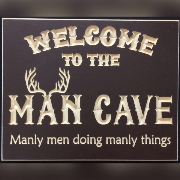 Michigan Man Cave Signs : Ca welcome to the man cave christy s coop signs michigan